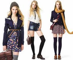 Casual Wear Teenage Girls 2012