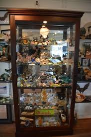 The Rock Art Shop One Of Display Cases