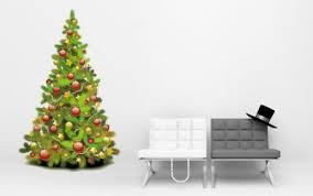 vinilo arbol de navidad vinilos decorativos