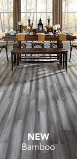 Hardwood Flooring New Bamboo Assortment