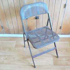 Samsonite Folding Chairs Canada by Vintage Lyon Metal Folding Chair Metal Folding Chair