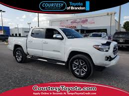 Used 2017 Toyota Tacoma For Sale | Tampa FL 2016 Tacoma Trd Offroad Double Cab Long Bed King Shocks Camper 2007 Toyota Prerunner Abilene Tx Used Car Sales Premier Trucks Vehicles For Sale Near Lumberton Mason City Powell Wy Jacksonville Fl New Models 2019 20 Top Of The Line Crew Pickup For Baldwinsville 2017 Latham Ny 5tfsz5an2hx089501 2018 Sr5 One Owner No Accidents In Tuscaloosa Al 108 Cars From 3900