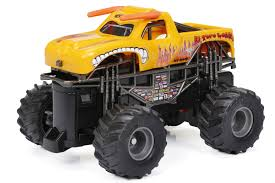 100 Monster Jam Toy Truck Videos RC Mini EL TORO LOCO New Bright Industrial Co