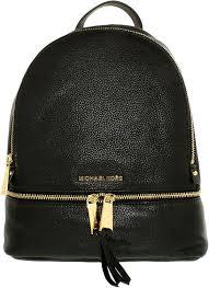 buy michael kors leather backpack purse u003e off35 discounted