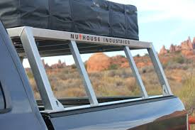 100 Truck Bed Door Nutzo Tech 1 Series Expedition Rack Nuthouse Industries