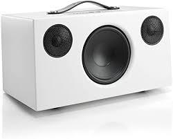 tragbarer multiroom lautsprecher kabellos multiroom stereo wifi bluetooth speaker wlan apple air play spotify connect addon c10 boxen