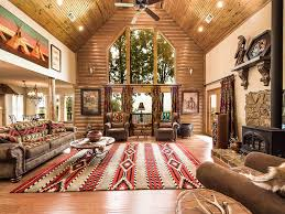 Log Home Interior Decorating Ideas 27 Log Cabin Interiors To Spark Your Imagination