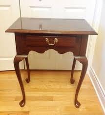 vintage ethan allen baumritter solid maple 8 drawer dresser made