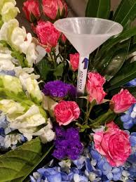 Bokaystiks Are A Watering Device For Your Fresh Flower Bouquet Arrangements Customize Bokaystik With Business Name And Phone Number