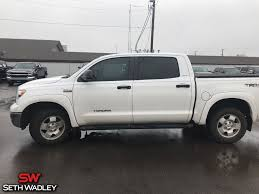 100 Tundra Truck For Sale Used 2011 Toyota SR5 4X4 In Ada OK JT718A