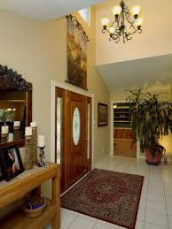 Image Of Small Foyer Flooring Ideas
