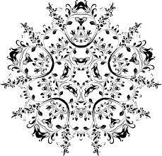 Clipart Flourishing Floral Design 18 loversiq
