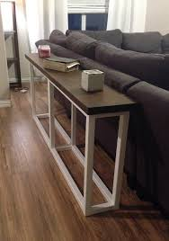ana white sofa table diy projects