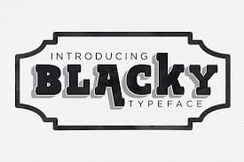 Another High Quality Poster Font That Features An Old School Design Thats Suitable For Both Modern And Retro Style Projects