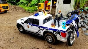 100 Ford Toy Trucks Police Car Toy F150 Cars For Kids Video Car Toy YouTube