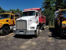 100 Kenworth Dump Truck For Sale 1999 T800 Tandem Axle