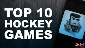 Top 10 Best – Hockey Games for Android – October 2016