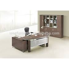 Standard Executive Office Counter Table Design Reception IB007