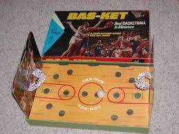 Cadaco Basketball Game