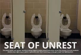 Gender Neutral Bathroom Colors by Seat Of Unrest Inside Transgender Students U0027 War Over