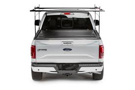 2015-2017 BAKFlip CS Ford F-150 Raptor Hard Folding Tonneau Cover ...