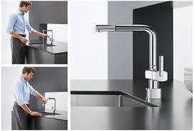 mitigeur de cuisine robinet automatique de cuisine purea