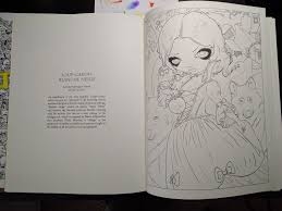 I Will Confess That Had Not Heard Of The Artist Until Saw Some My Favorite YouTube Colorists Show Her Book On Their Channel