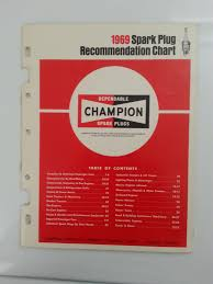 1969 Champion Spark Plug Recommendation Chart | Vintage Ignition Powder River Ordnance Shop E3 1316in Spark Plug For 4cycle Engine At Lowescom Vintage Advertising Art Tagged Tires Page 8 Period Paper Champion Small Cj8 Champion Repco Australia Metal Plugs Its Fun To Fly Aviation Sign Iridium Box Of 4 New Old Stock 9802 Ebay L20v 837 Marine And 26 Similar Items 404 Copper Plus Se Jegs 71 Automotive Plg Walmartcom Porcelain Antique Automobile For Kia Rio Ub 14l G4fa