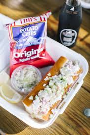 100 New England Truck Stop Amazing Bacon And Avocado LOBSTER Sandwich At The