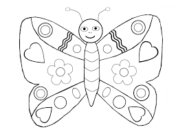 Simple Symetric Butterfly