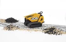 JCB Dumper HTD-5 - Vehicle Toy By Bruder Trucks (62005) | EBay