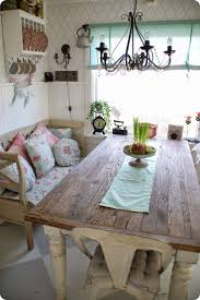 Country Chic Dining Room Ideas by Chalk Painted Vintage Drop Leaf Table House To Home Shabby Chic