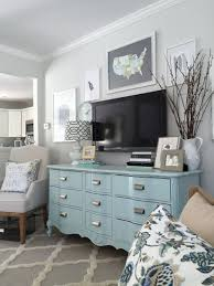 Ideas For Decorating A Bedroom Dresser by Best 25 Mounted Tv Decor Ideas On Pinterest Mounted Tv Hanging