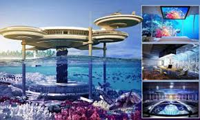 100 Water Discus Hotel Dubai Rooms With A Spectacular Sea View Unveils Plan For