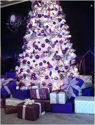 Purple Christmas Tree Theme Source