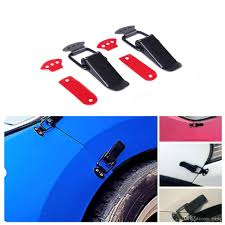 100 Ford Truck Parts Online RASTP Security Hook Lock Clip Kit Universal Clip For Racing Car Hood For Honda Mitsubishi RS ENL007 Oem Auto Auto Accessories