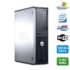 pc bureau wifi ordinateur de bureau tout en un pas cher pc dell optiplex 330 dt