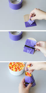 How To Make Halloween Party Bags