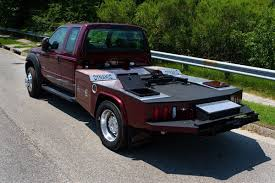100 Tow Truck Beds Dynamic MFG Manufacturing Wreckers Carriers Build Your Own