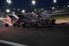 Late Pass Settles Winged Sprintcar Dash At Meridian Speedway - Big ...