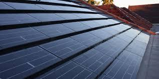 solar roof tiles monier