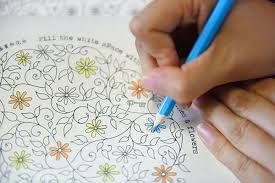 Coloring Book Tops Chinas Best Seller List