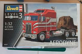 Review: Revell 1/32 Kenworth Aerodyne | SittingDucks Models Gmc The Crittden Automotive Library 69 Ford F100 Shop Truck Scaledworld Amazoncom Revell 57 Gasser 2in1 Plastic Model Kit Toys Model Jet Semi Custom With Bonus Build Youtube Kenworth Heavy Hauler Stop Cars 125 Revell Kevin Vandams Team Profish Silverado Truck Amigo Pack W900 Wrecker 852510 New Aeromax 120 Kits Hobbydb K100 An Amt Box 125th Finescale Modeler Pin By Roman On Italerirevellamt Trucks 124 Pinterest Modelling News Italeris Catalogue New Items Of 62017 1 25 Scale Peterbilt 359 Cventional Tractor Ebay