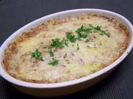 cuisiner du congre recette congre au gratin