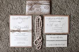 His Hers And Ours DIY RUSTIC CHIC WEDDING INVITATIONS