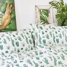 Urban Outfitters Europe On Instagram Cactus Print Bedding Hysteria Ensues Bedroom DecorBedroom