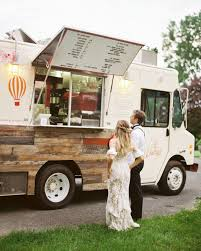 100 Wedding Food Trucks Mobile Bars And That Can Roll Right Up To Your Party