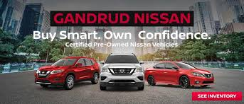 Gandrud Nissan In Green Bay | Serving Pittsfield, WI Nissan Shoppers