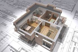 House Building by The Step By Step Process Of Building A House