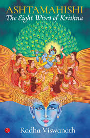 100 Krisana Ashtamahishi The Eight Wives Of Krishna Amazonin Radha